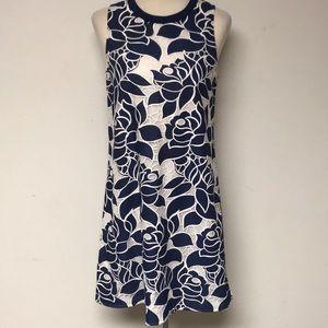 Vintage inspired Emmelee/ Anthropologie Mod Dress